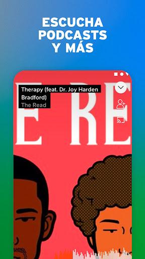 SoundCloud - Música, playlists y podcasts screenshot 7