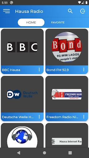 Hausa Radio Free screenshot 1