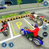 US Motorcycle Parking Off Road Driving Games on APKTom
