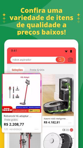 AliExpress - Compras inteligentes, Vida Melhor screenshot 6
