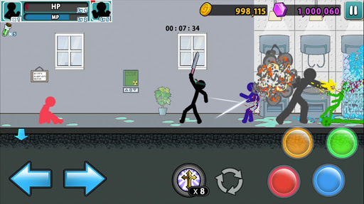 Anger of stick 5 : zombie screenshot 6