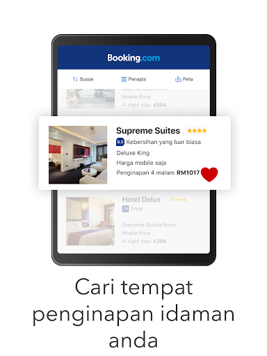 Tempahan Hotel Booking.com screenshot 5