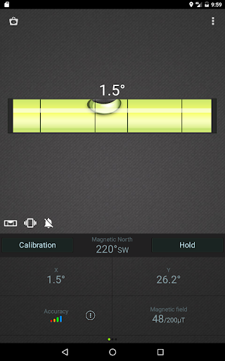 Compass Level & GPS स्क्रीनशॉट 9