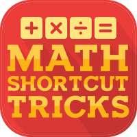 Math Shortcut Tricks & Formula on 9Apps