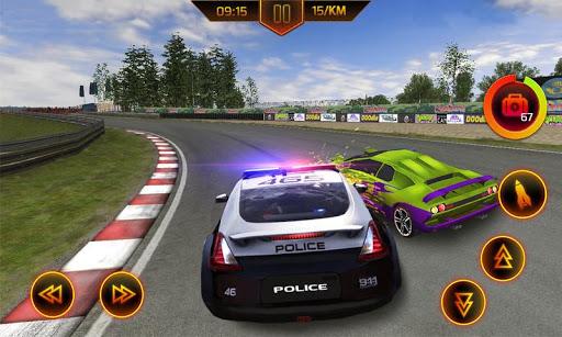 Police Car Chase screenshot 4