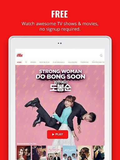 iflix - Movies & TV Series स्क्रीनशॉट 8
