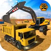 Heavy Excavator Crane - City Construction Sim on APKTom