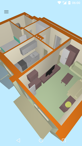 Floor Plan Creator screenshot 1
