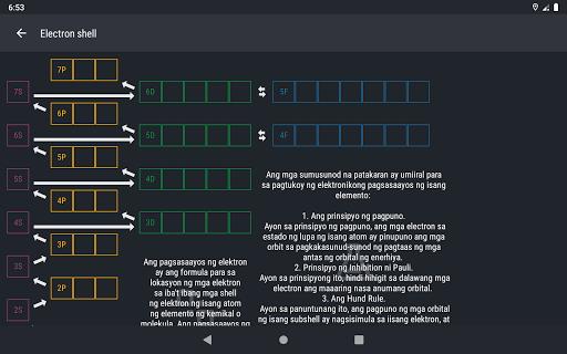 Periodic Table 2021 - Kimika screenshot 15
