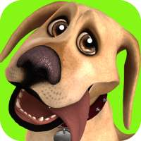 يتحدث جون الكلب: الكلب مضحك on 9Apps