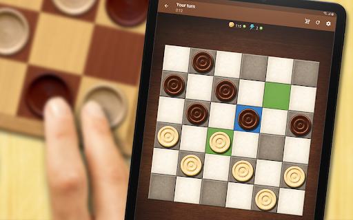 Checkers - strategy board game screenshot 10