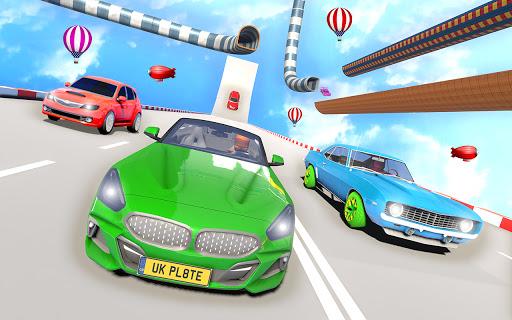 Impossible Track Car Stunt 3D: Car Games screenshot 2