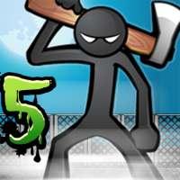 Anger of stick 5 : zombie on APKTom