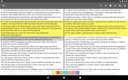Bible Offline App Free   Audio, KJV, Daily Verse 19 تصوير الشاشة
