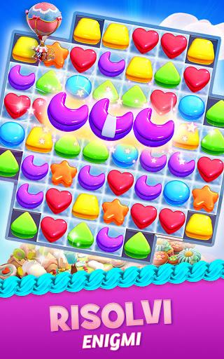 Cookie Jam Blast™ giochi di abbinamento caramelle screenshot 1