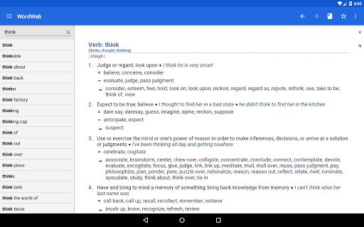 Dictionary - WordWeb screenshot 11