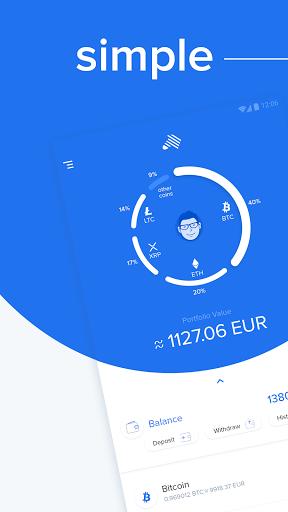 Zebpay Bitcoin and Cryptocurrency Exchange screenshot 1