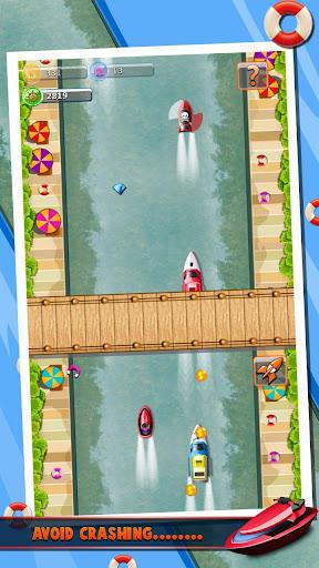 Crazy Boat Racing 2 تصوير الشاشة