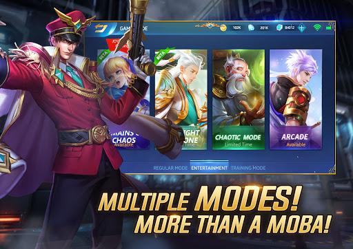 Heroes Evolved 12 تصوير الشاشة