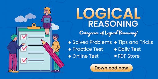 Logical Reasoning Test : Practice, Tips & Tricks screenshot 1