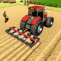 Real Tractor Driving Game - Tractor farming Games on 9Apps