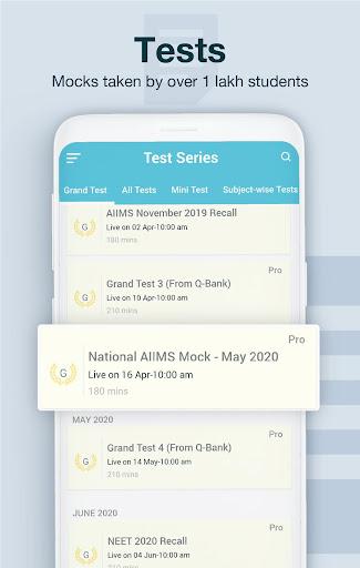 Marrow - The Gold Standard for NEET PG screenshot 5