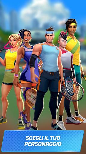 Tennis Clash: Gioco Online PvP screenshot 4
