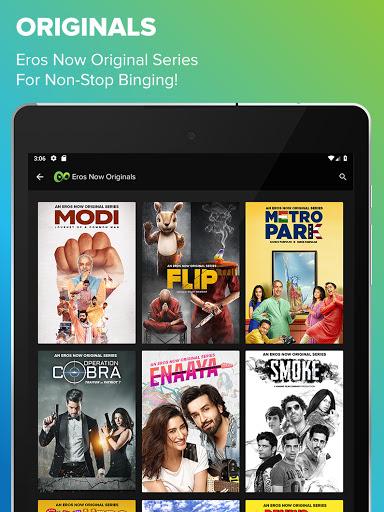 Eros Now - Movies, Originals, Music & TV Shows screenshot 11