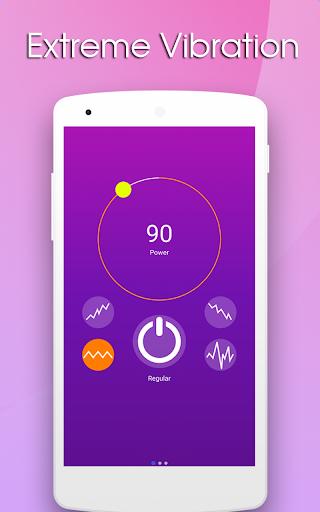 Vibrationsanwendung - Vibrator stark screenshot 7