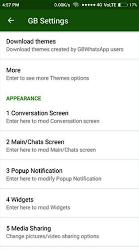 GB Wasahp latest Version 2020 screenshot 1