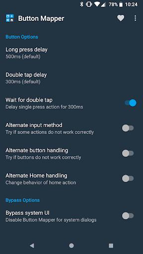 Button Mapper: Remap your keys screenshot 6