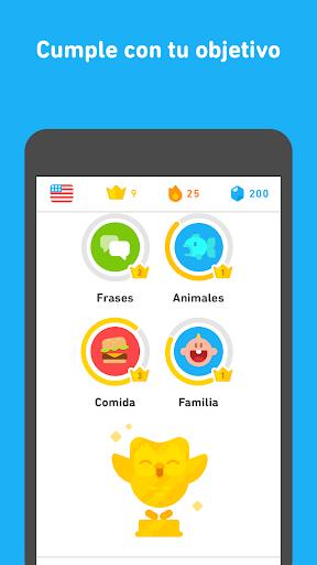 Duolingo - Aprende inglés y otros idiomas gratis screenshot 5