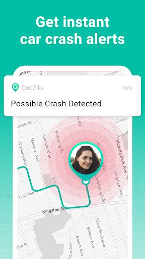 GeoZilla - Find My Family Locator & GPS Tracker screenshot 7