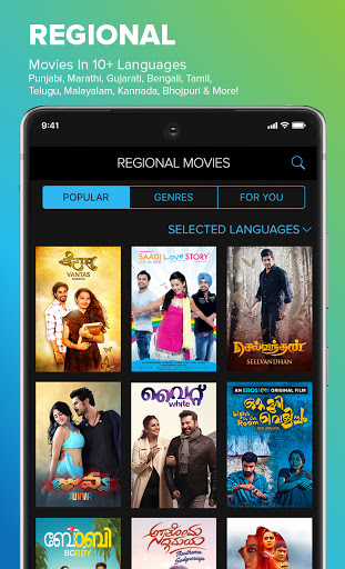 Eros Now - Movies, Originals, Music & TV Shows screenshot 5