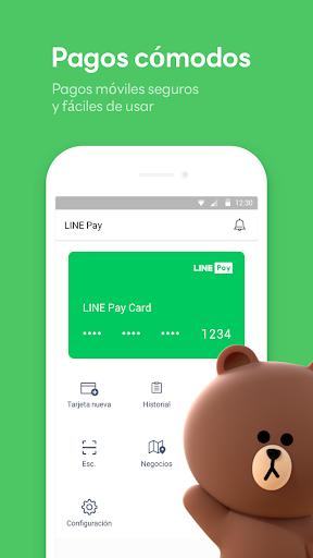 LINE: Llama y mensajea gratis screenshot 3