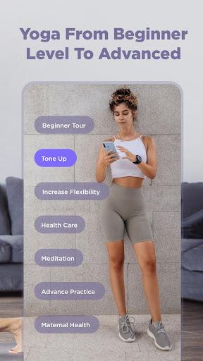 Daily Yoga   Fitness Yoga Plan&Meditation App screenshot 3