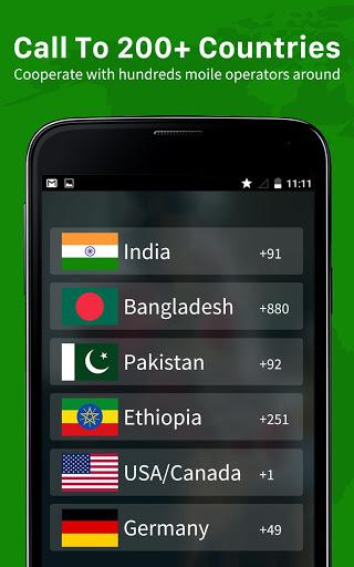 Call Free - Call to phone Numbers worldwide screenshot 9