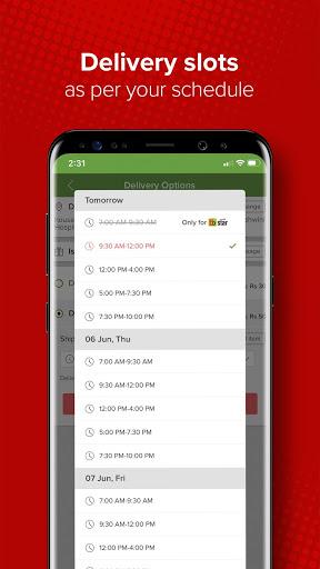 bigbasket - Online Grocery Shopping App screenshot 6