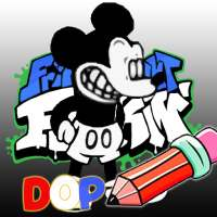 FNF Suicide Mouse Mod: Draw One Part on 9Apps