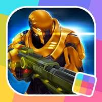 Neon Shadow: Cyberpunk 3D First Person Shooter on APKTom