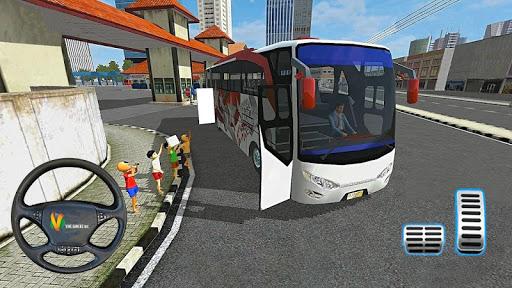 publiczny autobus transport symulator trener gra screenshot 2