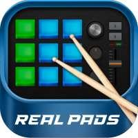 REAL PADS: Maging isang DJ ng Drum Pads on 9Apps
