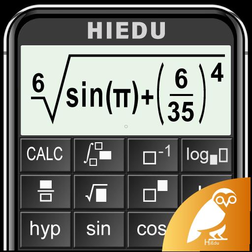 関数電卓 | HiEdu | He-570 icon