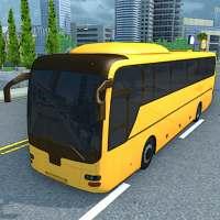 سباق الحافلات: Coach Bus Simulator 2021 on APKTom