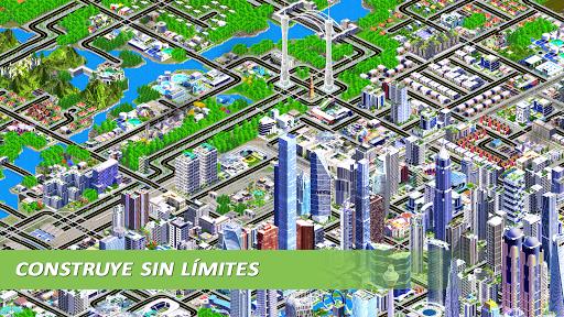 Designer City: Juego de construcción screenshot 6