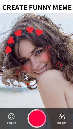 Sweet Snap Camera -Beauty Selfie Plus, Face Filter screenshot 5