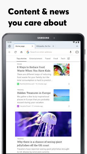 เบราว์เซอร์ Opera ที่มี VPN ฟรี screenshot 18