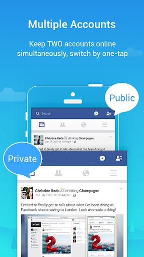 Parallel Space Lite-Dual App screenshot 2