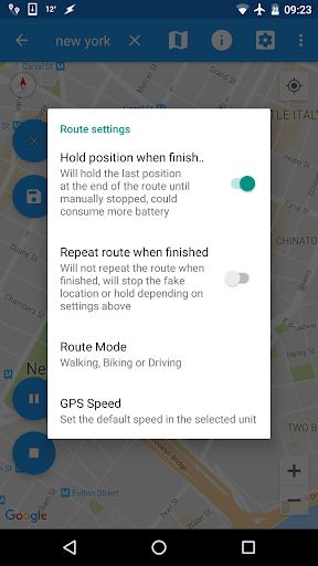 Fake GPS Location Spoofer Free screenshot 5