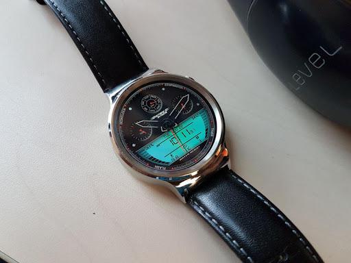 Octane Watch Face & Clock Widget скриншот 12